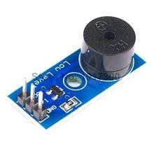 5PCS  Small 5v Passive Buzzer Module Low Level Trigger For Arduino Free Shipping