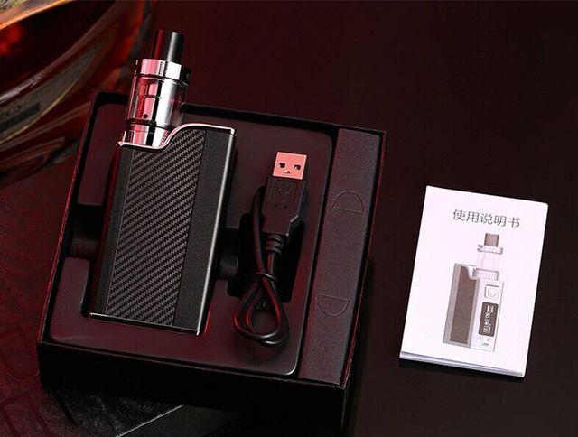 , New Polar Night 150w liquid electronic cigarette led vaporizer 2ml 1500mah 150w e cigarettes vape pen box mod kit hookah vaper