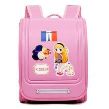 Детские школьные сумки для девочек мальчиков Рюкзак Дети ПУ