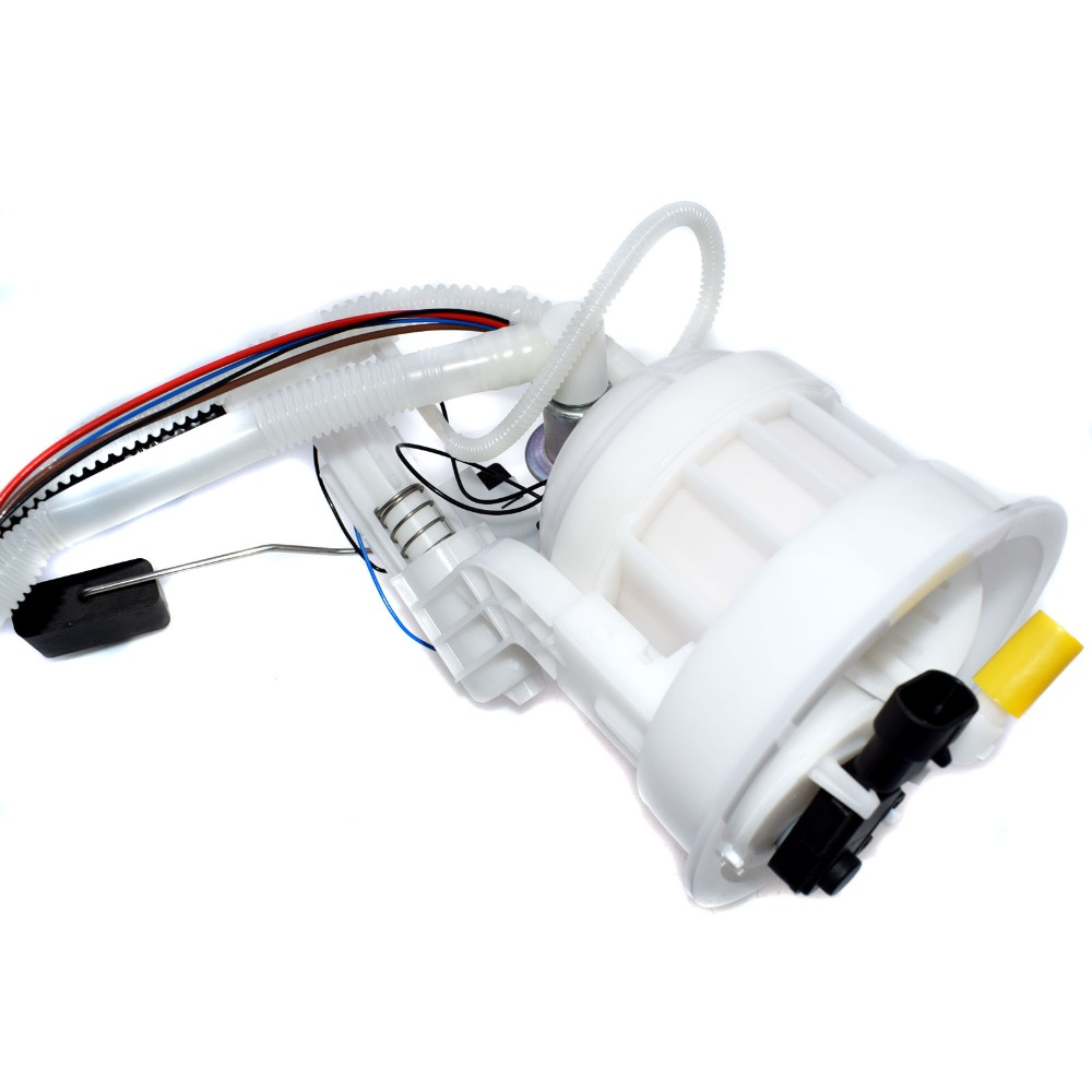 US $77 39 10% OFF|ISANCE Fuel Pump with Fuel Level Sending Unit left Driver  Side For Mercedes Benz W211 E320 E350 E500 CLS500 CLS550 # 2114704094-in