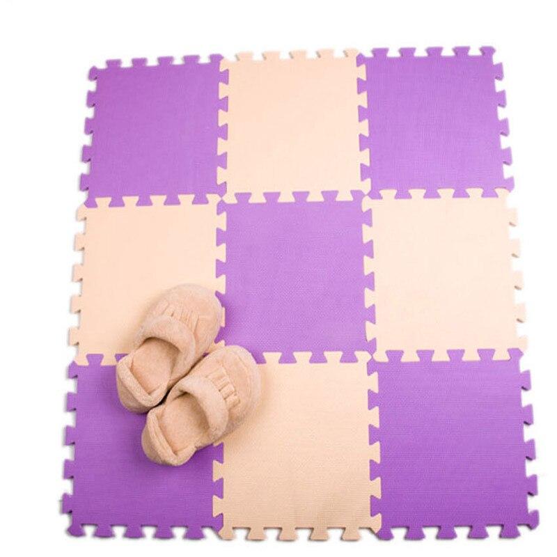 Meitoku-baby-EVA-Foam-Interlocking-Exercise-Gym-Floor-play-mats-rug-Protective-Tile-Flooring-carpets-30X30cm-9-or-10pcslot-4