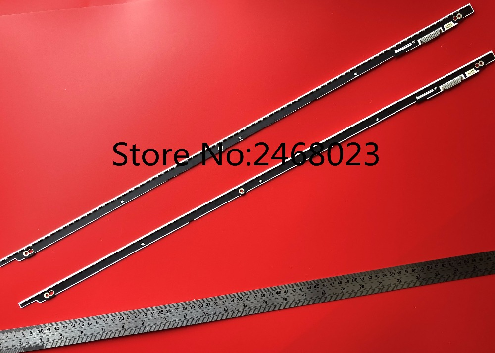 68cm LED Backlight strip 76 80LEDs For Sam sung 55 inch TV UA55ES6100J UA55ES7000J UA55ES8000J 2012SVS55