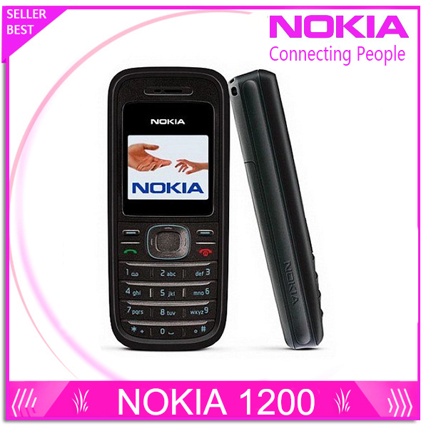 Refurbished Original NOKIA 1200 original