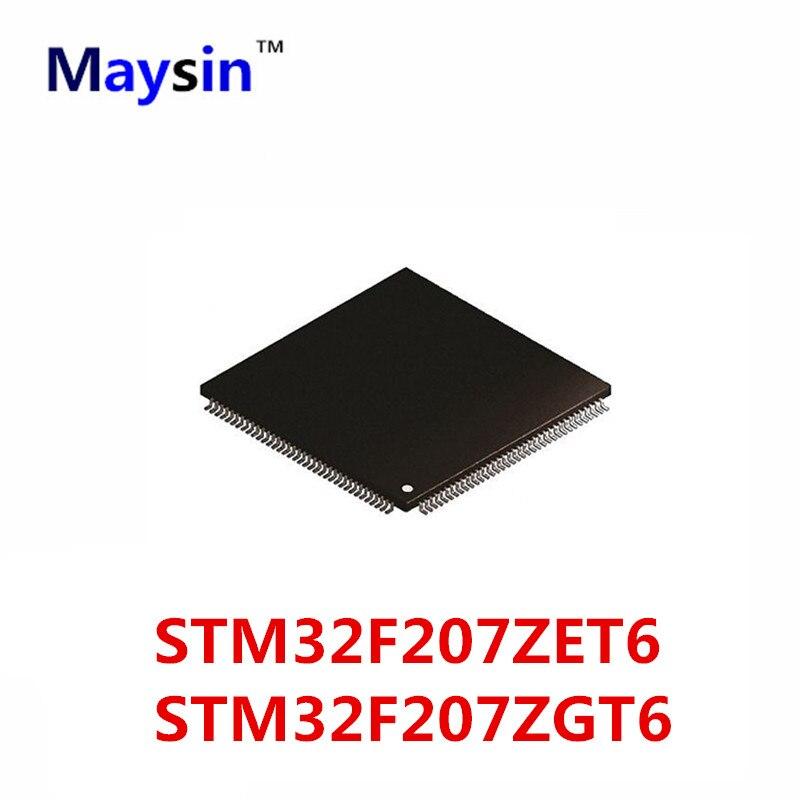 все цены на 10PCS STM32F207ZET6 STM32F207ZE STM32F207 32F207ZE STM32F207ZGT6 STM32F207 STM32F207ZG 32F207ZG QFP144 ORIGINAL онлайн