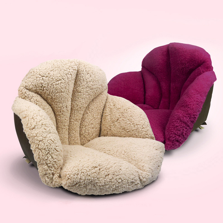 Belle coussin de chaise confortable Cachemire matériel taille 58*39*39 cm vous Laissera reposer confortablement