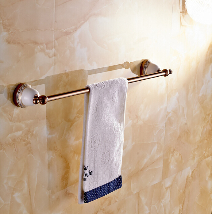 Burgundy and Gold Bathroom Accessories Promotion-Shop for ...