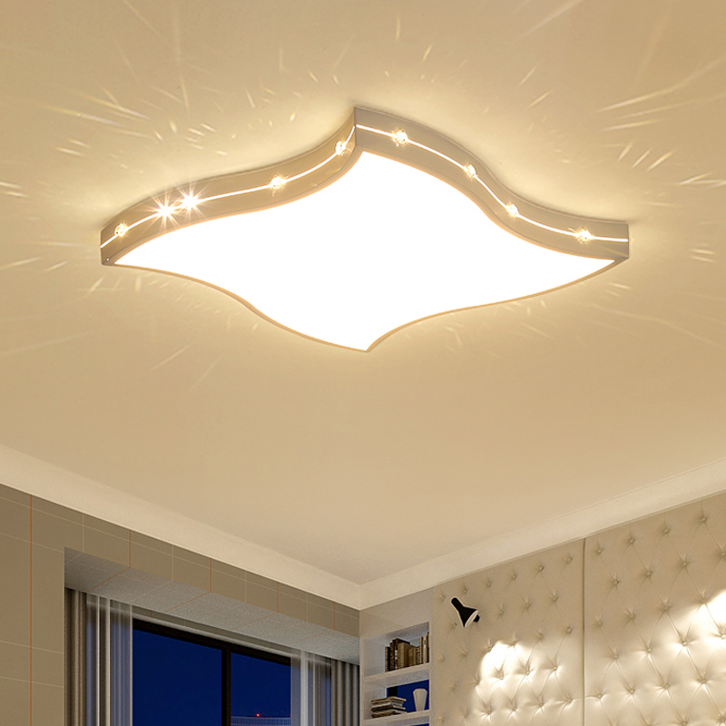 2019 Abajur New Dimming Ceiling Lamps For Living Cabinet Bedroom At Home December Plafonnier Ac85 265v