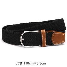 Fashion Canvas Belts And Cummerbunds