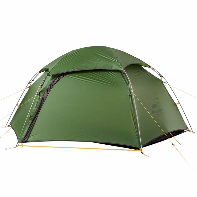 NatureHike C&ing Tent 2 person Outdoor Silicone Ultralight Tents hiking travel NH waterproof PU 4000 tent Aluminum Pole  sc 1 st  AliExpress & Online Shop NatureHike Camping Tent 2 person Outdoor Silicone ...