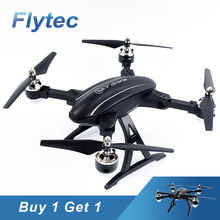 2pcs Flytec T22 Foldable Big Helicopter RC Drone with Height Hold Function LED Light Helicopter Toys For Children Multicopter