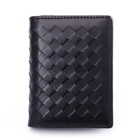 Guaranteed 100 Soft Premium Sheepskin Leather Small Card Wallets Coin Purses 2018 Hot Sales Best Driver