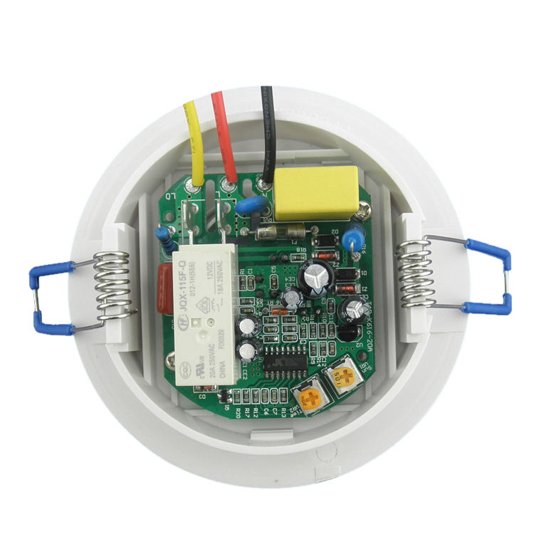 Td Tad K620a 220v Ceiling Mounted Infrared Sensor Switch