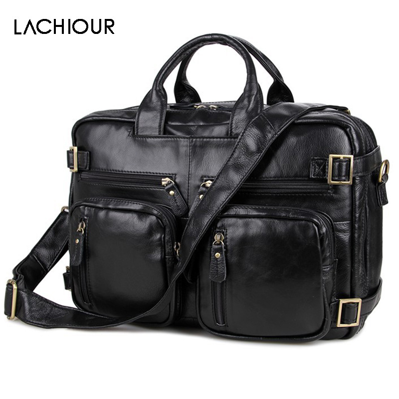 Large Size Genuine Leather Men Business Travel Messenger Bags Leather Handbags for Men Fashion Office Documents Pack Bags redfox сумка full size business messenger 1000 черный