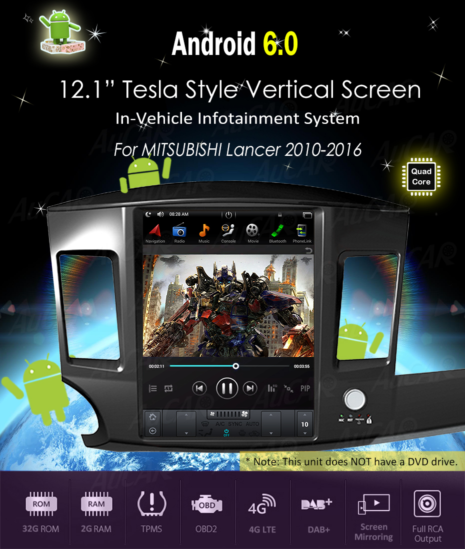 US $575 0 |Android Tesla Style 12 1