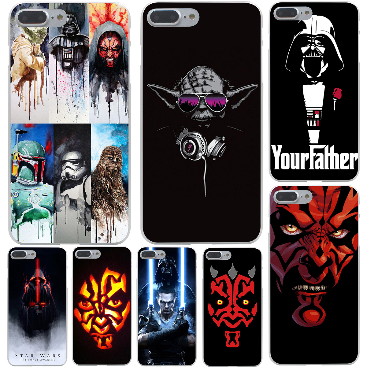cover iphone 7 star wars