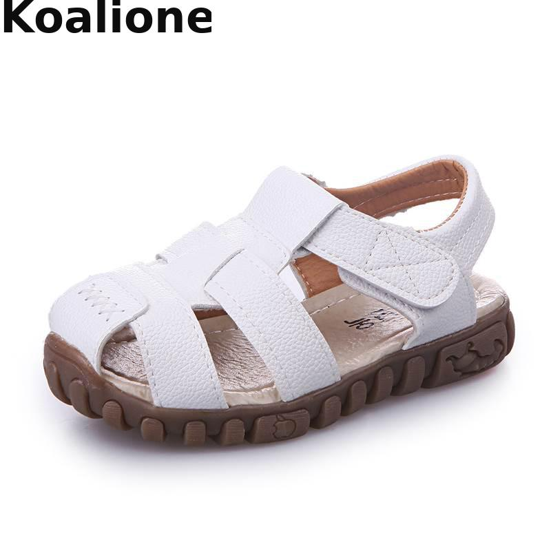 Kids Sandals Girls Soft Leather Children Summer Shoes Boys Beach Shoes Closed Toe Toddler Shoes Classic Orthopedic High QualityKids Sandals Girls Soft Leather Children Summer Shoes Boys Beach Shoes Closed Toe Toddler Shoes Classic Orthopedic High Quality