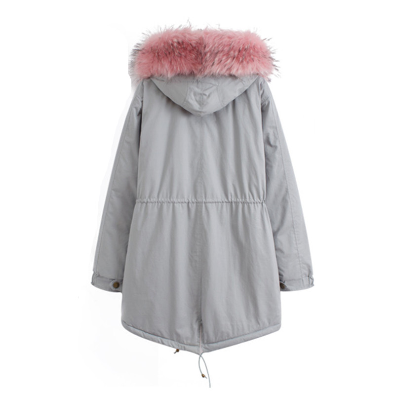 Aliexpress.com : Buy winter parka women with fur collar 2016 women