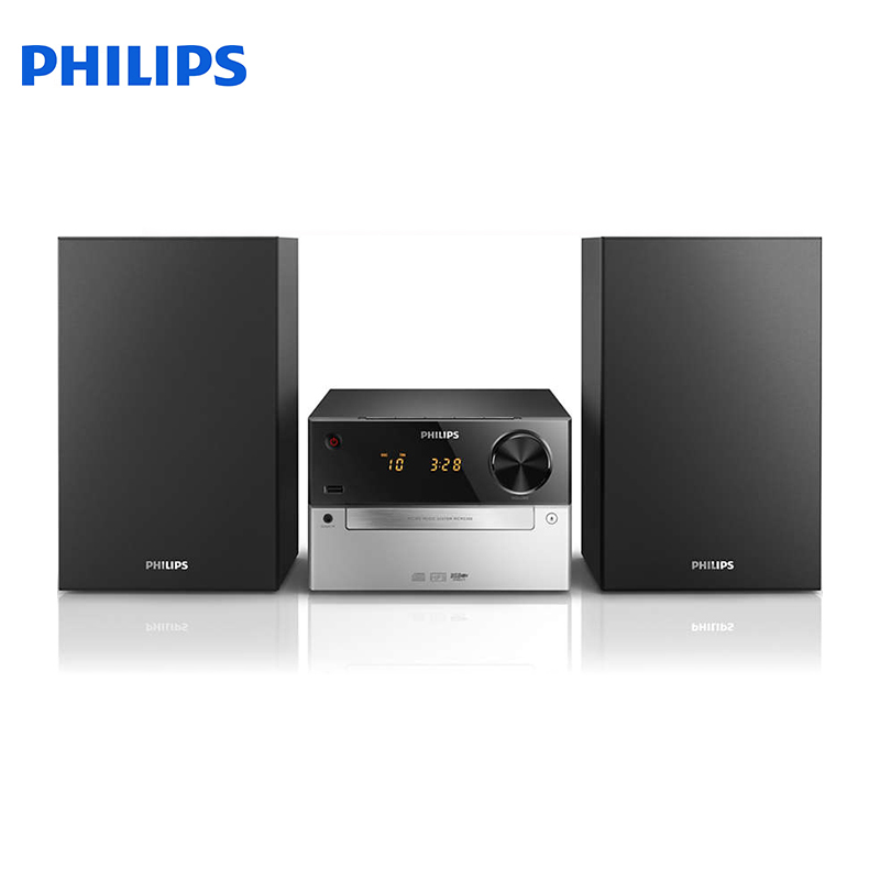 Micro music system Philips MCM2300 Musical centers and radio cassettes speakers home audio