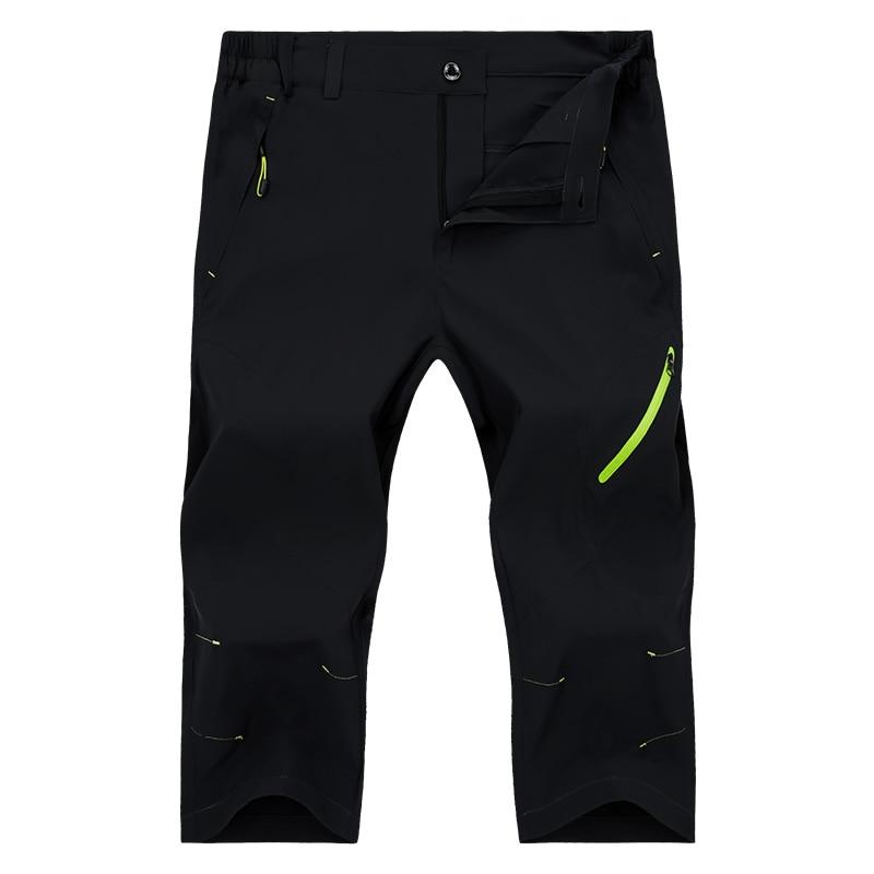 elastisk vattentät cykel ridning mountain ciclismo shorts slitage - Herrkläder - Foto 2