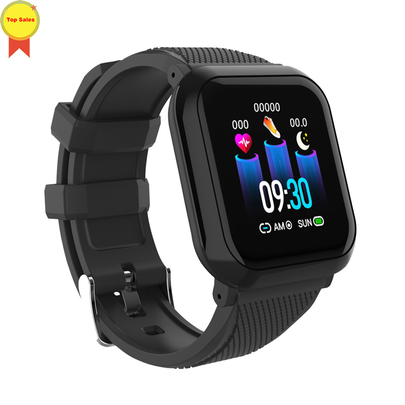 Smart Band Blood Pressure Heart Rate Monitor Smart watch Fitness Bracelet Men Women Sport Waterproof Wristband for IOS xiaomi in Smart Wristbands from Consumer Electronics