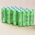 16 pçs/lote Nova Marca de Bateria AAA 1.5 V Alcalinas AAA bateria recarregável para o Brinquedo de Controle Remoto luz Batery frete grátis