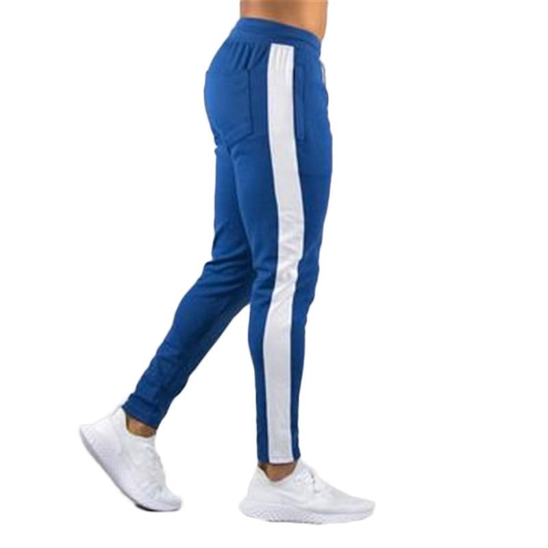 HTB1DbKTXeH2gK0jSZJnq6yT1FXaA ENJPOWER New Men Pants Hip Hop Fitness clothing Joggers Sweatpants Side stripe classic fashion Streetwear Track Pants Trousers