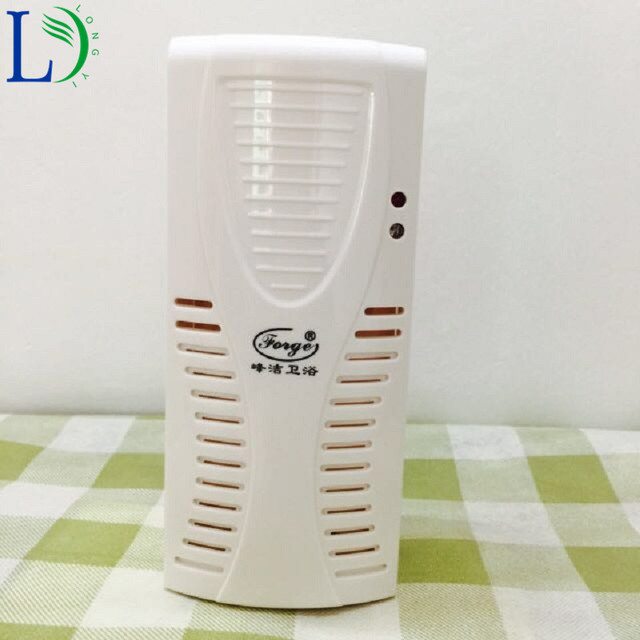 Fan Automatic Air Freshener Dispenser Wall Mounted Auto Perfume Hotel Toilet Fresheners Fragrance Machine