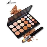20 Farben Contour Pallete Concealer Foundation Mit Zufällig Make-Up Pinsel Basis Gesicht Make-Up Maquiagem Wasserdicht Erhellen Primer