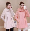 Maternity Coat Casual Solid Warm Maternity Jackets Coats Clothing Jacket Pregnancy Clothes for Pregnant Women Spring Autumn B329