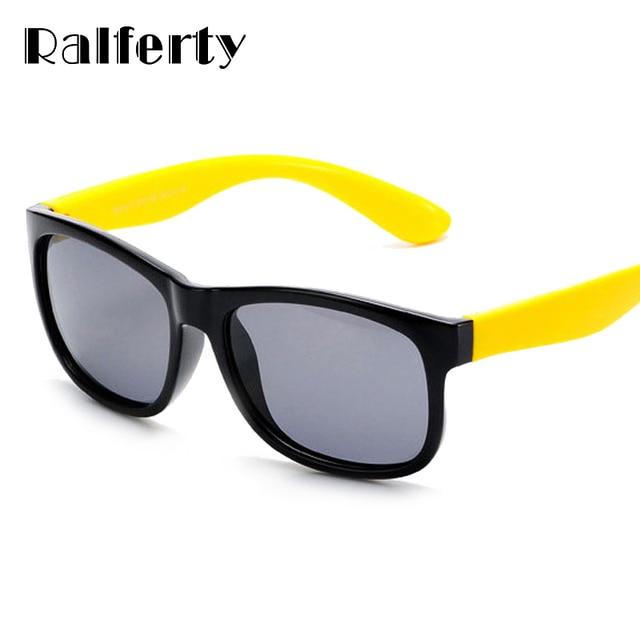 568cb45d8a156 Ralferty Infantil Bebê Crianças Óculos De Sol Polarizado Óculos Polaroid  óculos de Sol Óculos de Revestimento