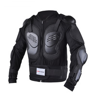 CHCYCLE Motorcycle Full Body Armor Jacket spine chest protection gear Motocross Motos Protector Motorcycle Jacket