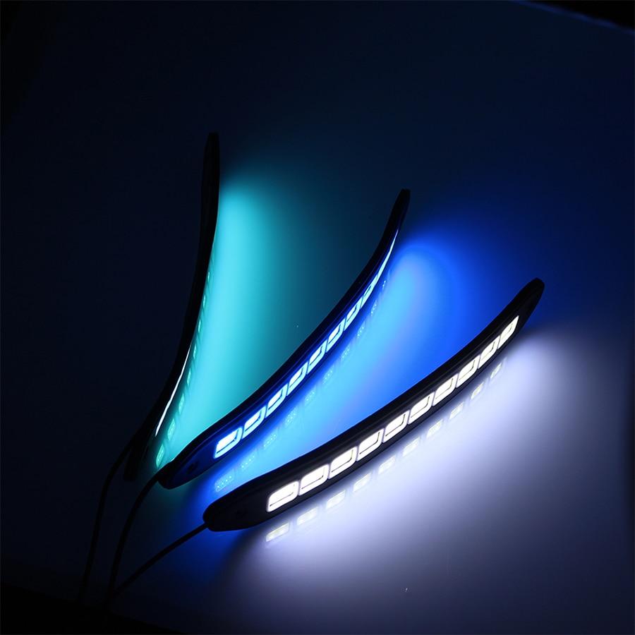 Η GEETANS 2τμ LED Ημερήσιο Τρέξιμο Σήματος - Φώτα αυτοκινήτων - Φωτογραφία 5