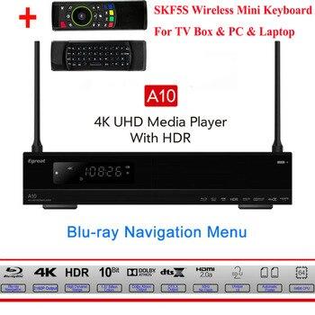 Original Egreat A10 Smart Android 5.1 TV BOX Hi3798C V200 2GB 16GB WiFi LAN HDR10 Blu-ray 3D Bluetooth 4.0 Media Player HDMI 2.0
