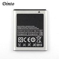 Dinto-Batería de repuesto EB494353VU para móvil, alta calidad, EB494353VA, 1200mAh, para Samsung GT-S5570, S5578, I559, I339