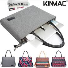 Fashion Shoulder Waterproof Simple Business 13.3 Inch 14 Inch 15.6 Inch Female Women Girls Hand-held Shoulder Laptop Bag