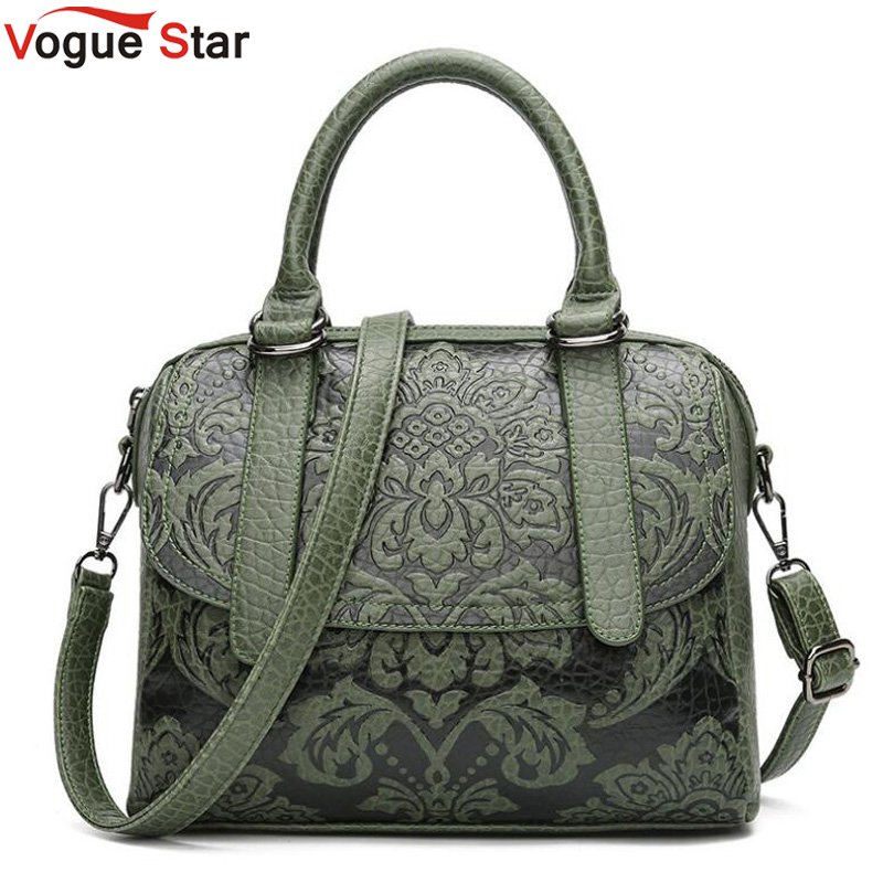 Luxury Women Boston Bags Vintage PU Leather Tote Bag Female Embossed Designer Handbags Crossbody Bags For Women Sac A Main LB397 fashion luxury handbags women leather composite bags designer crossbody bags ladies tote ba women shoulder bag sac a maing for