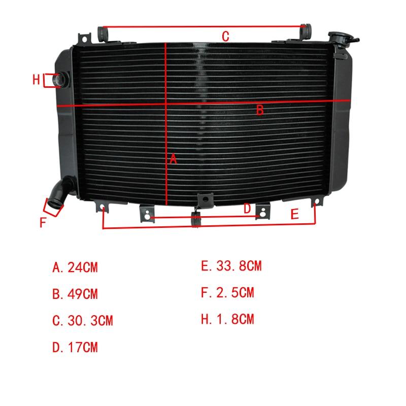 LOPOR For Suzuki GSX1300R HAYABUSA 1999 2000 2001 2002 2003 2004 2005 2006 2007 GSX 1300