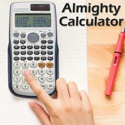 FX-991es Plus Scientific Calculator Dual Power Mit 417 Funktionen Dual Power Calculadora Cientifica Student Prüfung Rechner