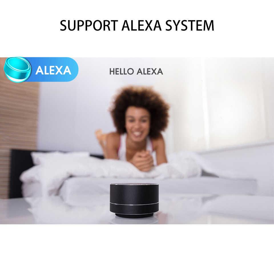 DAYTECH GSM цветной с сенсорным экраном и поддержкой GSM WiFi система сигнализации PIR/дверной/оконный датчик Android iOS приложение дистанционное управление Совместимо с Alexa