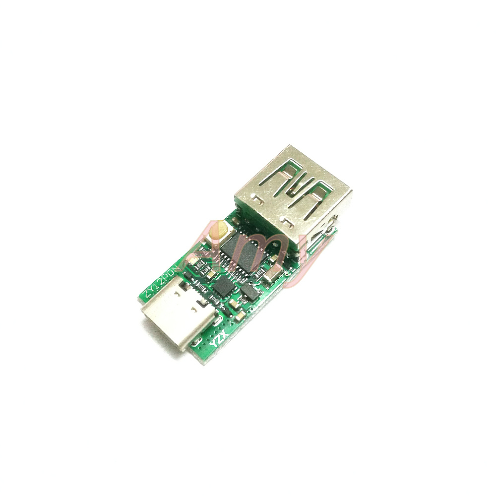 ZY12PDS Type-C PD To DC USB Decoy Fast Charge Trigger Detector