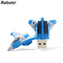 Aircraft Pen Drive 64GB Memory Stick 4GB 8GB 16GB 32GB USB Flash Drive