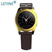 LETINE GS3 Fitness Tracker Smart Watch Heart Rate Monitor relogio Clock Smart Electronics Smart Wacht for IOS android