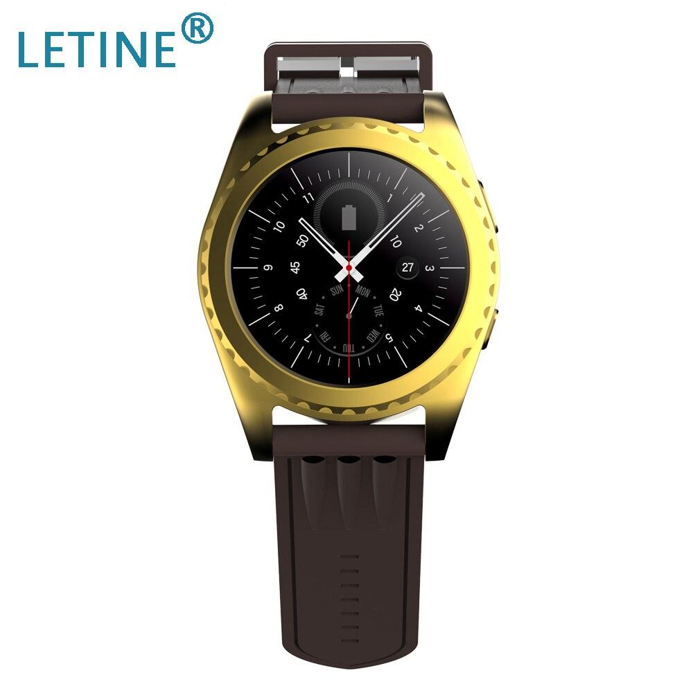 LETINE GS3 Tracker de Fitness montre intelligente moniteur de fréquence cardiaque horloge relogio électronique intelligente Smart Wacht pour IOS android
