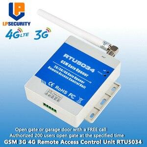 Image 2 - Lpsecurity gsmゲートオープナーリレースイッチリモートアクセス制御ワイヤレスドアによる通話キングピジョンRTU5034