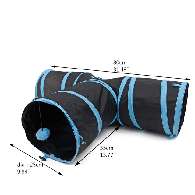 Pet Cat Tunnel Toys 5
