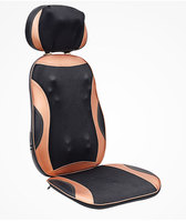 Household electric waist cervical massage neck back massage cushion multifunctional kneading vibrating body massager
