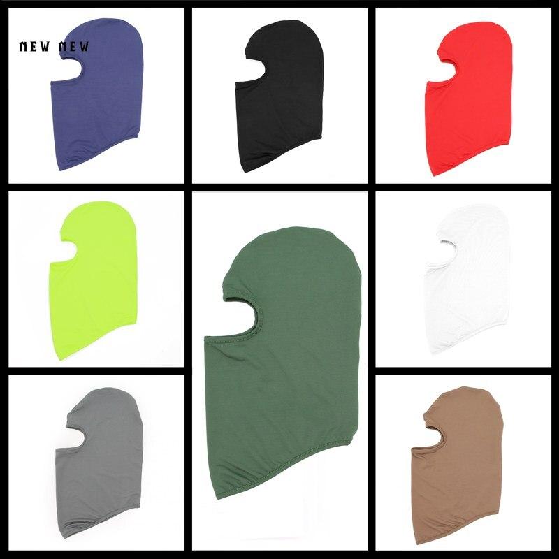 Анти-УФ уличная маска для лица Велоспорт Пешие прогулки Спорт головной убор дышащая быстросохнущая ветрозащитная ультратонкая