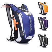 2015 18L Brand Trip Hiking Camping Outdoor Travel Rucksack Bag Men Women Shoulder Riding Cycling Bycling