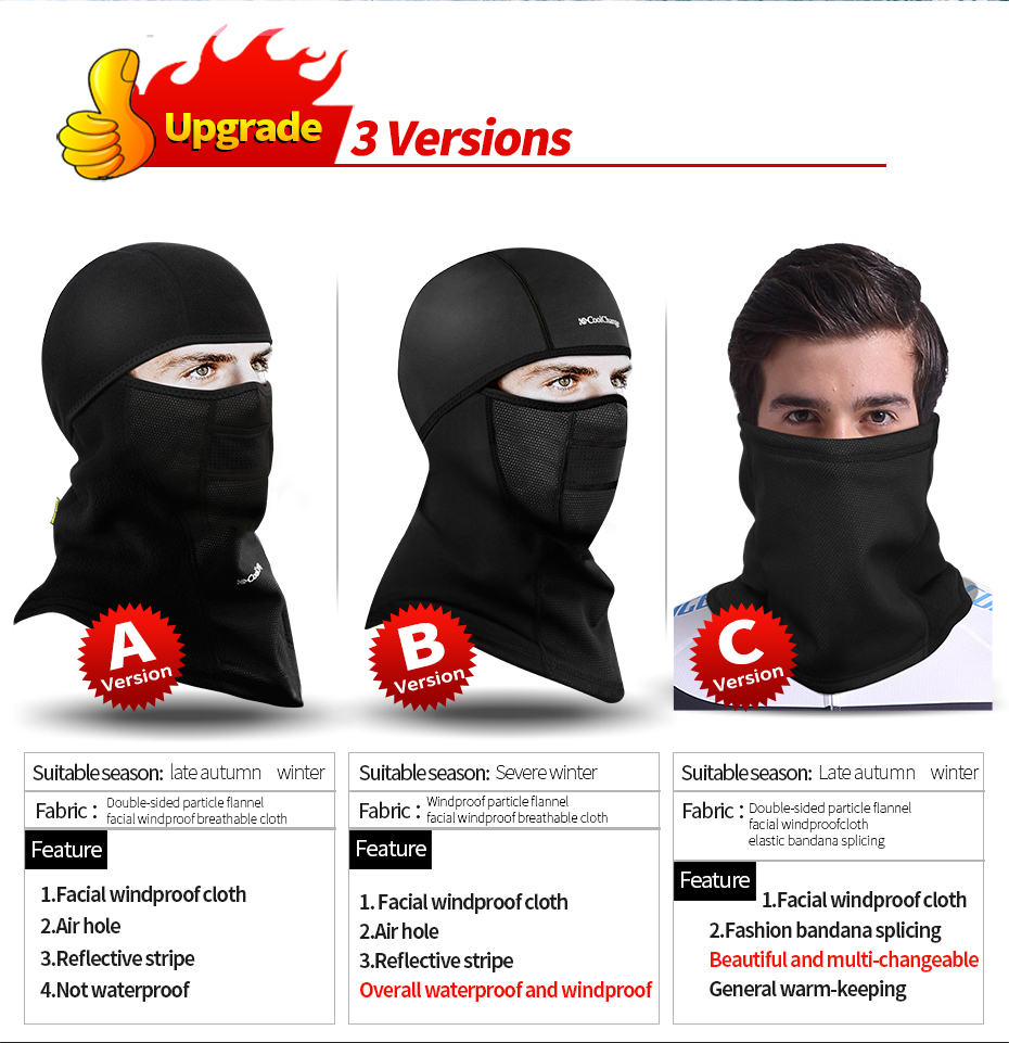 Rapture Lycra Ski Full Face Mask Motorcycle Cycling Bike Bicycle Scarf Hood Hiking Mask Beautiful And Charming Apparel Accessories
