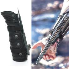 Cosplay NECA Assassins Creed 4 Hoja Oculta Edward Kenway Brinquedos Juguetes de PVC Figura de Acción de Modelo Juguetes Para Niños k425